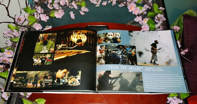 "MFRHaiyan: ""From the Inside: Linkin Park's Meteora"" Book 